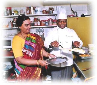 mrs mr thambipillai namasivayam - Traiteur Indien Mariage